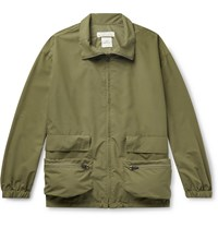 Remi Relief Ripstop Jacket Green