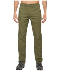 Toadandco Mission Ridge Lean Pants Thyme Casual Pants Green