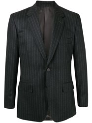 Gieves And Hawkes Pinstripe Blazer 60