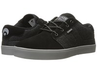 Osiris Mesa Black Charcoal Black Men's Skate Shoes