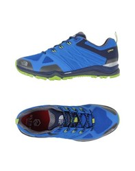 The North Face Footwear Low Tops And Trainers Men Bright Blue