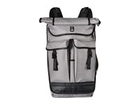 Chrome Orlov 2.0 Backpack Gargoyle Grey Backpack Bags Gray