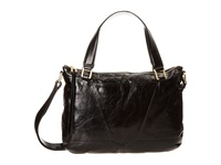 Hobo Rhoda Black Satchel Handbags