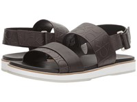 Calvin Klein Dex Dark Brown Men's Sandals