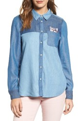 Paul And Joe Sister Women's Charli Chambray Shirt