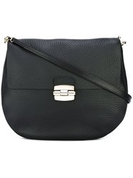 Furla Hobo Shoulder Bag Black
