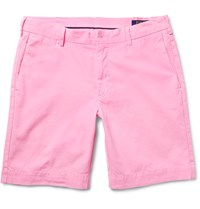 Polo Ralph Lauren Cotton Twill Chino Shorts Pink
