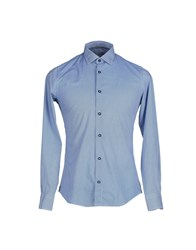 At.P. Co At.P.Co Shirts Shirts Men Blue