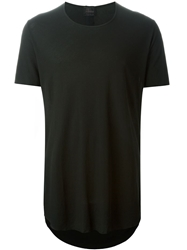 Lost And Found Long T Shirt Black