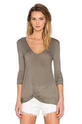 Lamade Nessie Top Olive