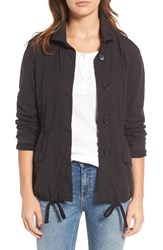 James Perse Women's Cotton Military Jacket