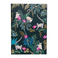 Sara Miller Luxury A5 Lemur Notebook