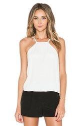 Lovers Friends X Revolve Mara Cami Ivory