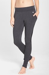 Alo Yoga Women's Alo 'Yen' Mesh Inset Ribbed Sweatpants