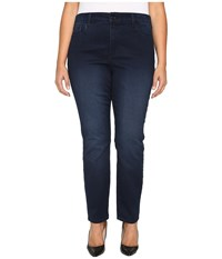 Nydj Plus Size Alina Legging Jeans In Super Sculpting Denim In Norwell Wash Norwell Wash Women's Jeans Blue