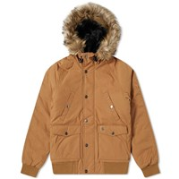 Carhartt Trapper Jacket Brown