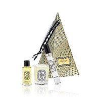 Diptyque Do Son And Tubereuse Treat Cone Orange