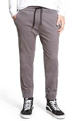 Men's Imperial Motion 'Denny' Woven Jogger Pants Charcoal