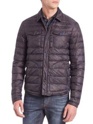 Etro Puffer Jacket Red