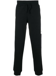 Emporio Armani Classic Sweatpants Cotton Polyester Black