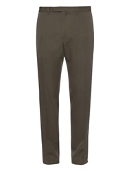 Valentino Contrast Panel Tailored Trousers