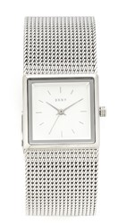 Dkny Stonewall Watch Stainless Steel