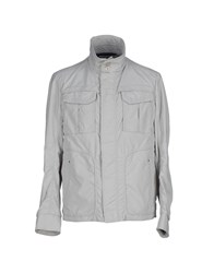 Geospirit Coats And Jackets Jackets Men Light Grey