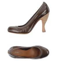 Apepazza Pumps Dark Brown
