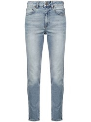 Anine Bing Jagger Jeans Blue