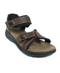 Clarks Mens' Keating Sport Strap Sandals Men's Shoes Brown
