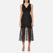 Three Floor Women's Look To The Sky Dress Black