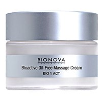 Bionova Women's Bioactive Oil Free Massage Cream No Color