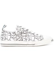 Haculla One Of A Kind Sneakers White