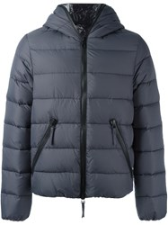 Duvetica Padded Jacket Grey