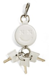 Women's Alexander Wang 'Smiley' Key Ring Bag Charm