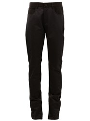 Yang Li Straight Trousers Black