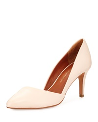 Rebecca Minkoff Brie Pointed Toe D'orsay Pump Blush