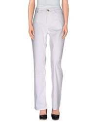 Escada Sport Trousers Casual Trousers Women White
