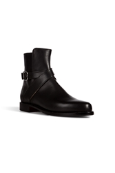 Ludwig Reiter Buckle Ankle Boots