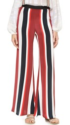 Zeus Dione Alcycone Trousers Print Clay