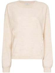 Christophe Lemaire Button Detailed Jumper 60