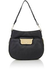 Milly Isabella Hobo Black