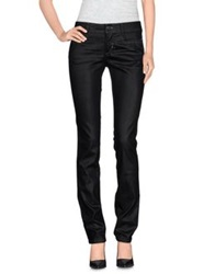 Dek'her Denim Pants Black