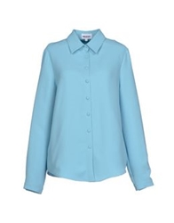 American Retro Shirts Sky Blue