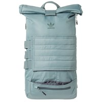 Adidas Roll Top Backpack Green
