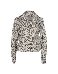 Aniye By Coats And Jackets Jackets Women Ivory