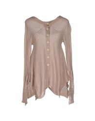 High Cardigans Dove Grey