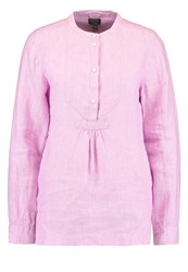 J.Crew Blouse Neon Orchid Lilac