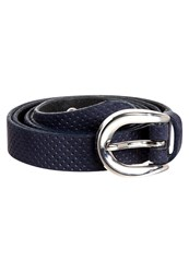 Tom Tailor Denim Belt Marine Dark Blue