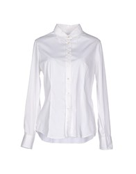 Bagutta Shirts Shirts Women White
